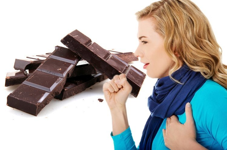 Dark Chocolate Cure For Cough