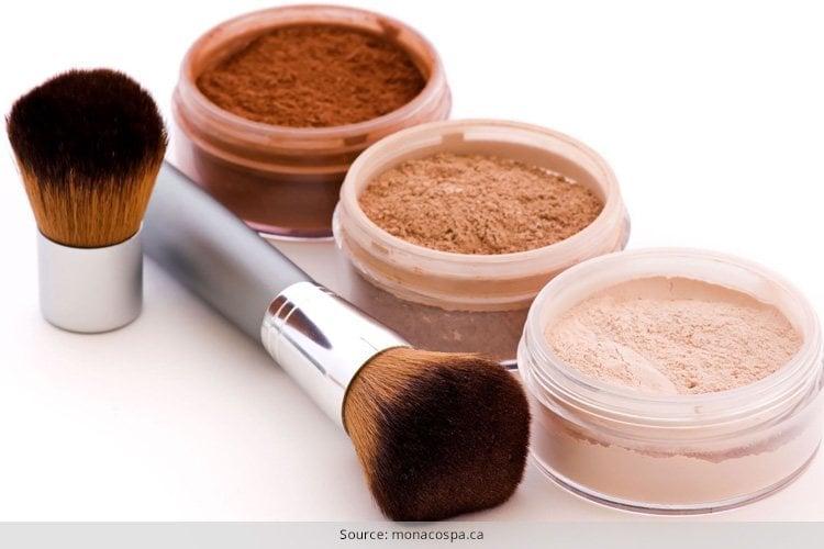 best mineral makeup application techniques
