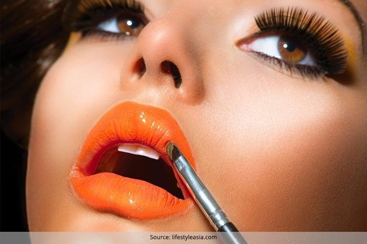 Best Orange Lipstick