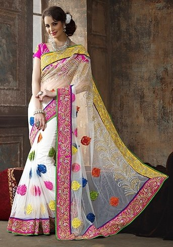 Best party sarees