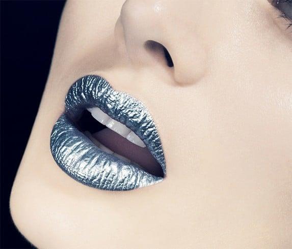 Bold lipstick colors