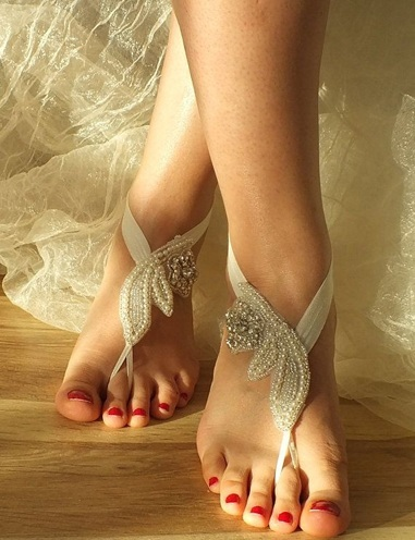 bridal anklets designs