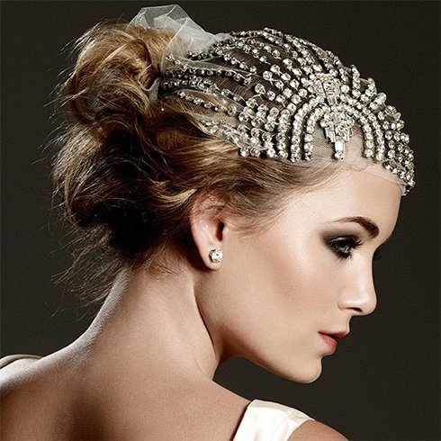Bridal headpieces for wedding