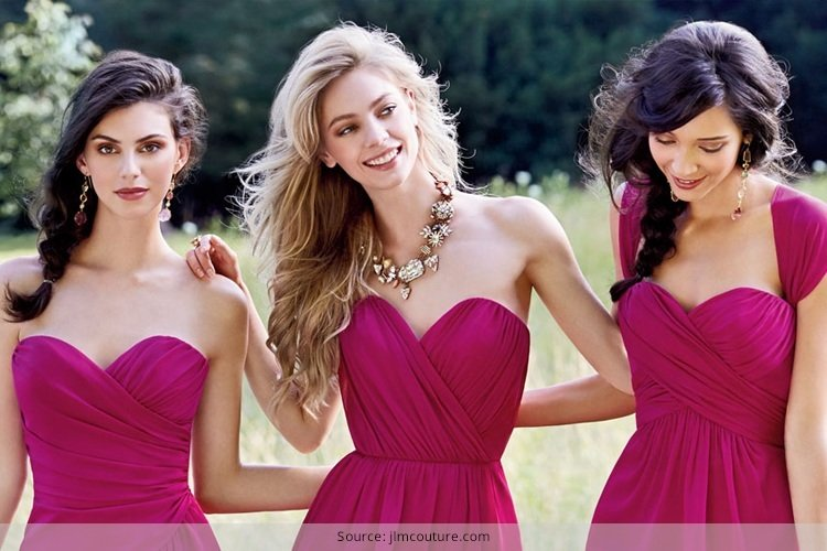 Awesome Beautiful Yet Easy Bridesmaid Hairstyles For Long Hair Short Hairstyles Gunalazisus