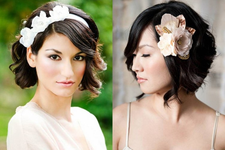 10 Amazing Bridesmaid Hairstyles For Short Hair Rock The Look With