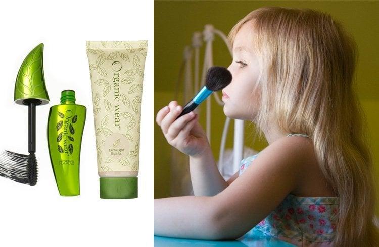 Natural Organic Makeup Kids