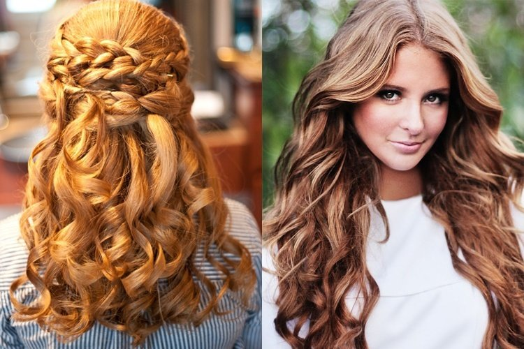 This Diwali Flaunt Any Of These Pretty Curly Hairstyles