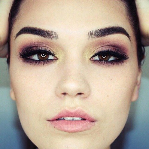 how to do chola makeup  indian fashion blog