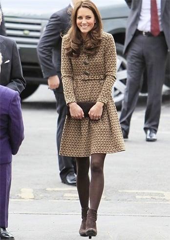 Designer Coat dress