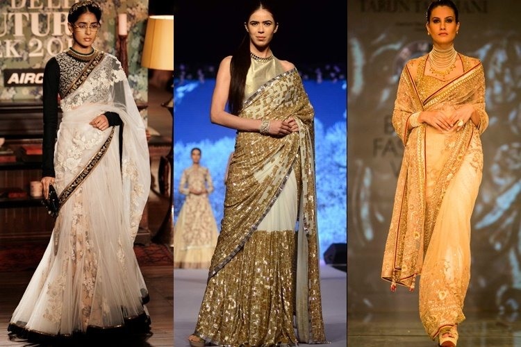 Here S Everything You Need To Know About Designer Sarees