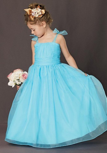 dress ideas for flower girl