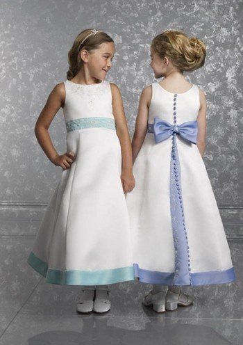 dress patterns for flower girls