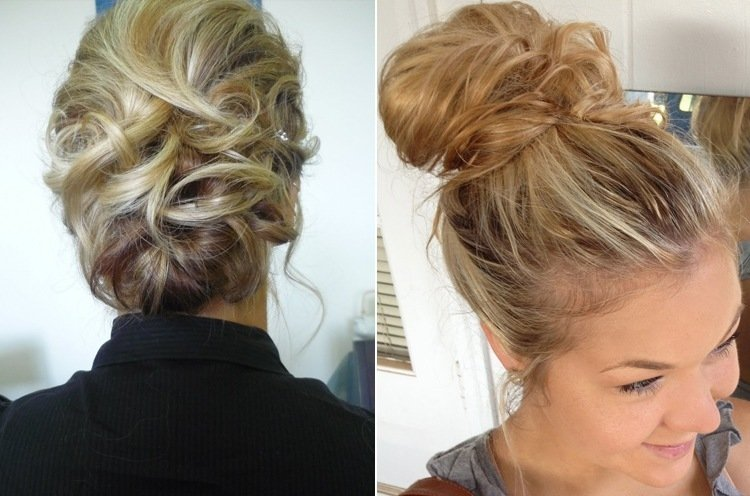 Awesome Try These Easy To Do Hairstyles For A Girl39S Night Out Hairstyles For Men Maxibearus