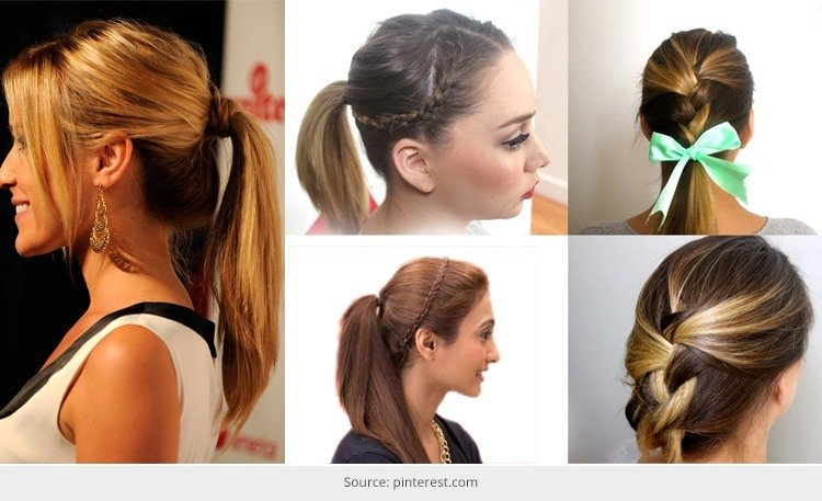 Try These Easy To Do Hairstyles For A Girl's Night Out