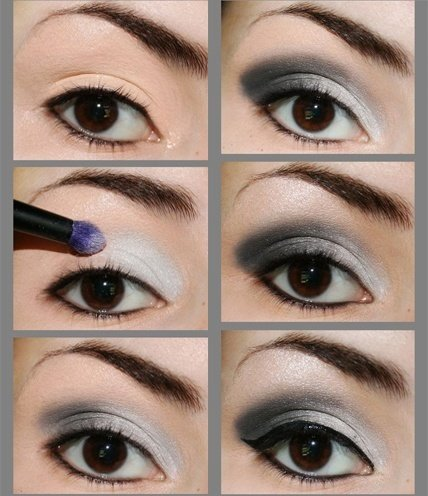 everyday eyeshadow makeup tutorial