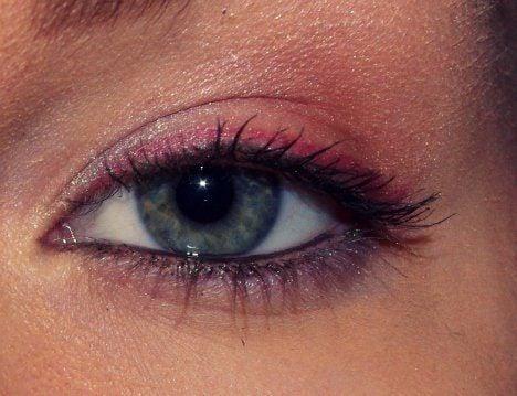 Eye Shadow As Eyeliner