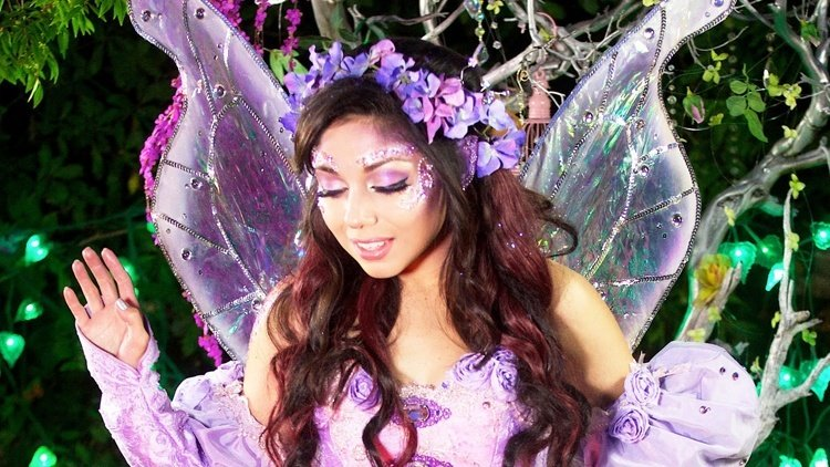 fairy makeup tips