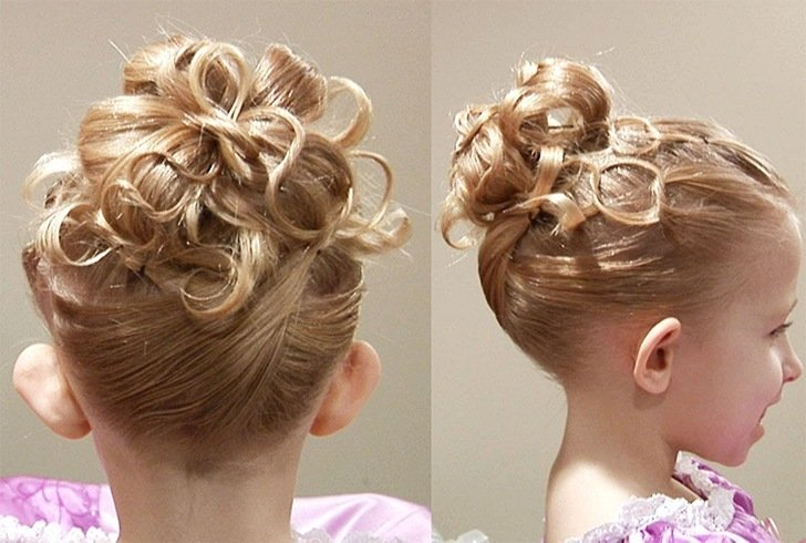 Flower girl hairstyle ideas