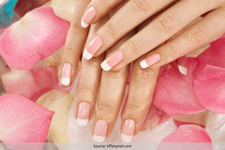French manicure ideas for perfect lady like nails urmus Image collections