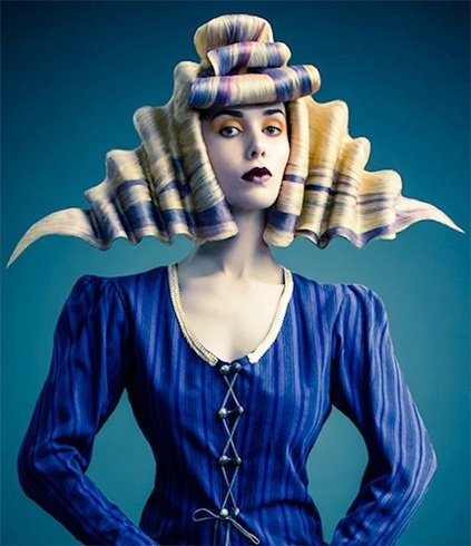 Funny hairstyles for women