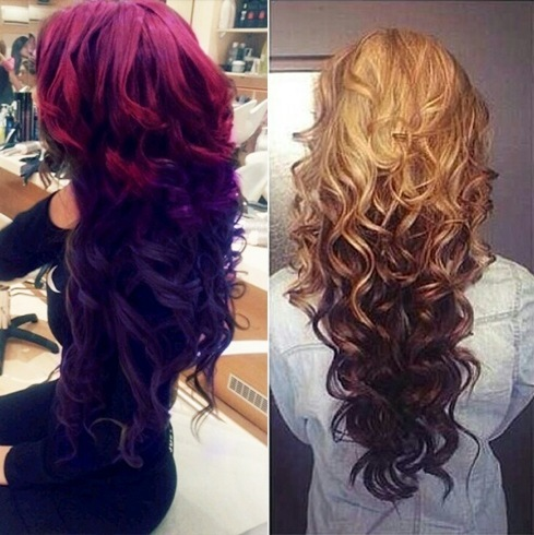 Tremendous Hottest Ombre Hair Trend Is All The Rage These Days Short Hairstyles For Black Women Fulllsitofus