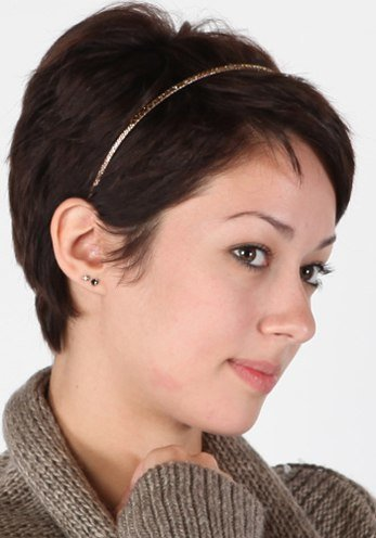 how to use headbands to style hair how to do headband hairstyles to make a style statement 7019