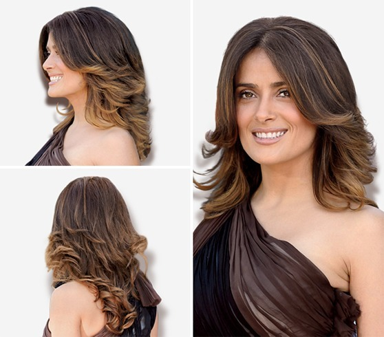 Hottest ombre hair trend