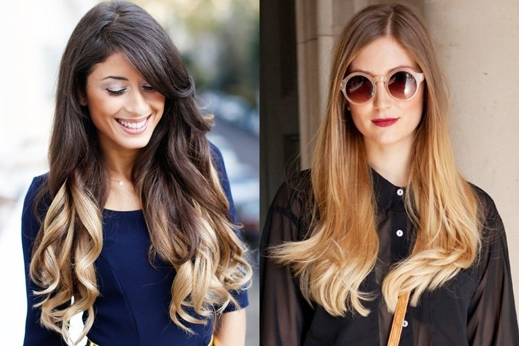 Hottest Ombre Hair