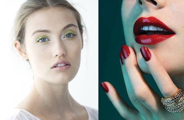 How to do runway makeup