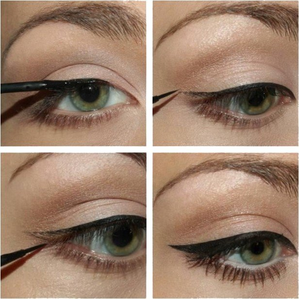 How to do your eyeliner