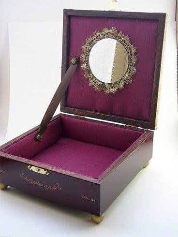 Cigar Jewelry Box