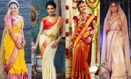 Indian Wedding Sarees