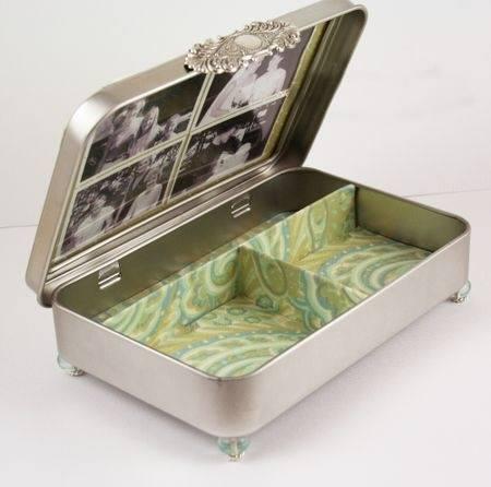Altoids Tin Jewelry Box