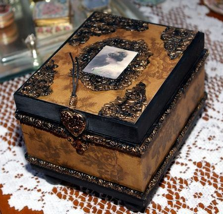 Jewellery box ideas