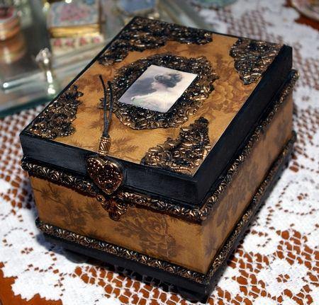 Jewellery box ideas
