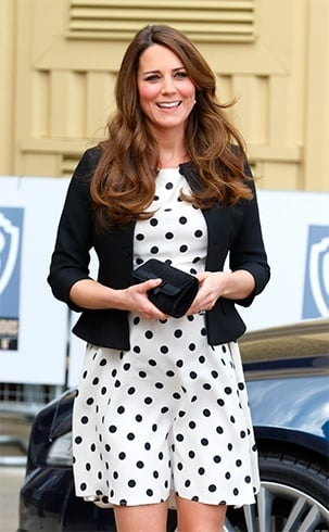 Kate Middleton Vintage Dressing