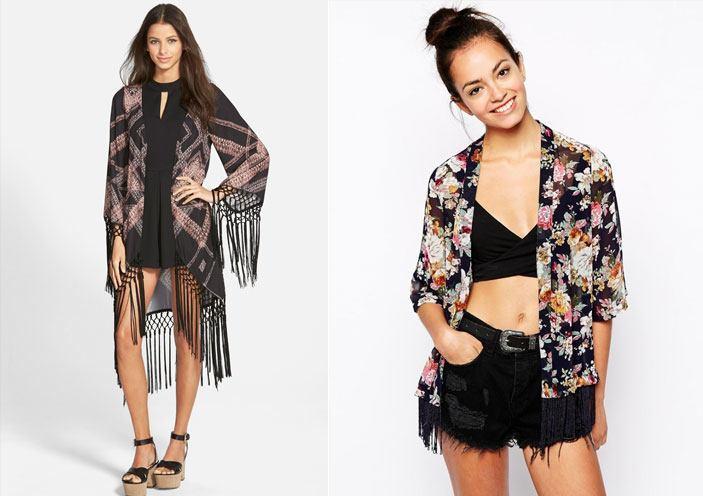 kimono fashion Styles
