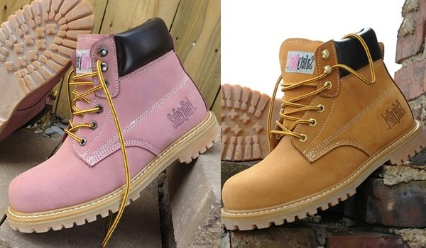 Beautiful Carolina Boots CA1420  Womens Steel Toe Boots  Free Shipping