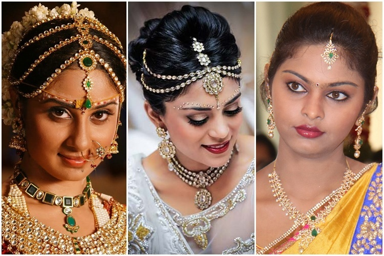 Our Top Picks Of Gorgeous Maang Tikka Designs For Your Sister's Wedding | Indian Fashion Blog ...