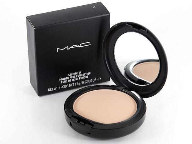 Makeup powder foundation