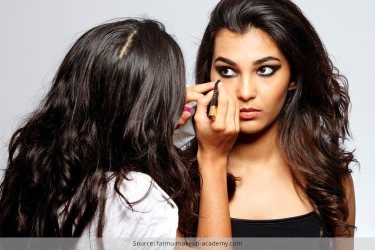 Makeup Schools in India
