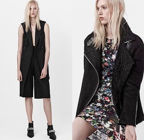 Alexander McQueen dresses 2015
