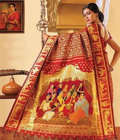 Most Expensive Saree