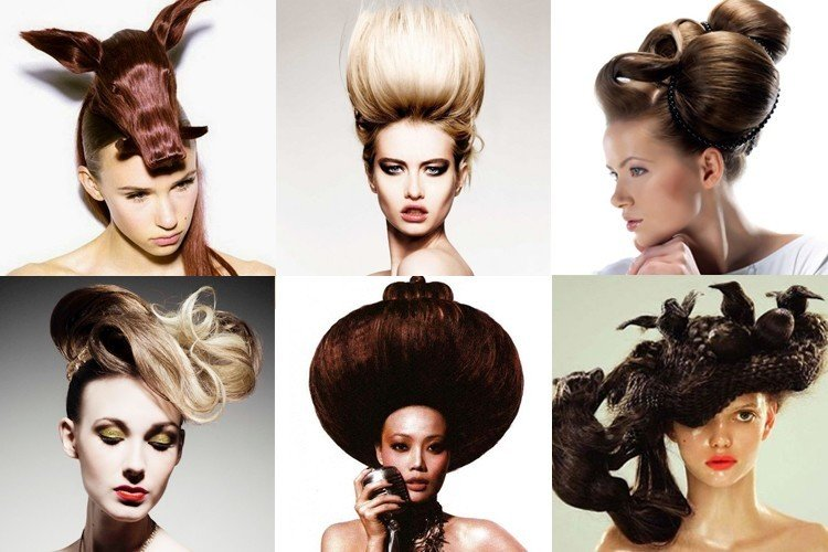 Most Weird Hairstyles