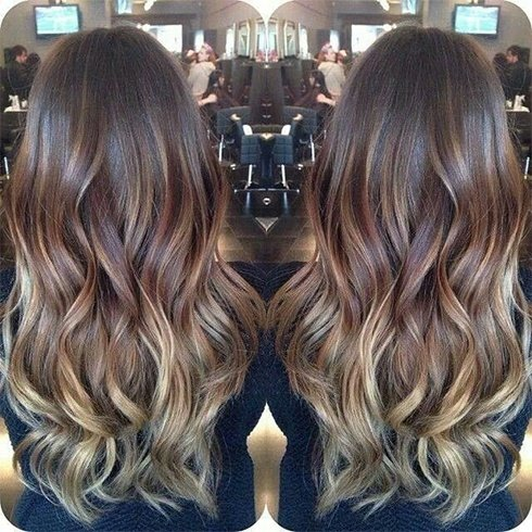 Hottest ombre hair trend is all the rage these days ombre hairstyles for long hair urmus Choice Image