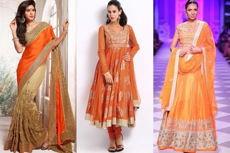 Navratri Colors Dwitiya Color for Day 2