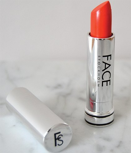 Orange lipsticks shades