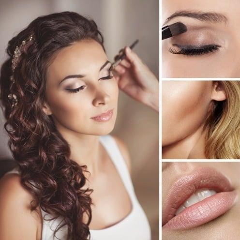 Makeup For Garden Wedding : Beach Wedding Makeup - Mugeek Vidalondon