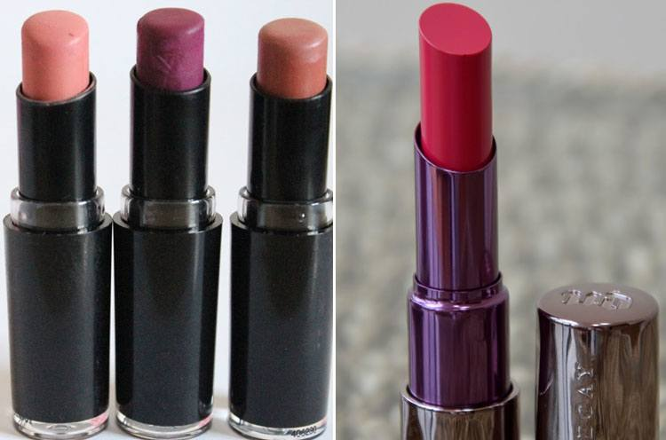personality according to lipstick shape