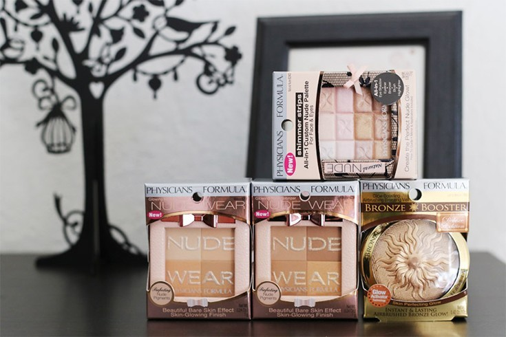 Physicians Formula products